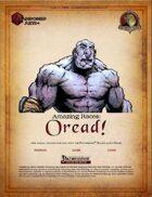 Amazing Races: Oread!