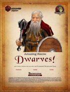 Amazing Races: Dwarves!