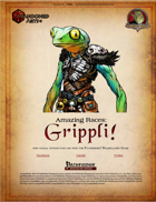 Amazing Races: Grippli!
