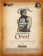 Amazing Races: Orcs!