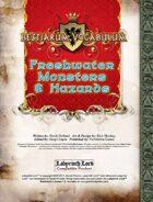 Bestiarum Vocabulum: Freshwater Monsters & Hazards