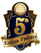 5th Edition Fantasy Compatible Logo