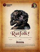 Amazing Races: Ratfolk!