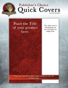 Publisher's Choice: Quick Covers #1