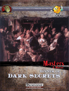 Masters & Minions. Dinner of Dark Secrets (Charity Product)