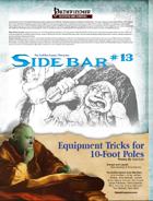 Sidebar #13 - Equipment Tricks for 10-foot Poles!