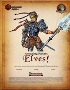 Amazing Races: Elves!