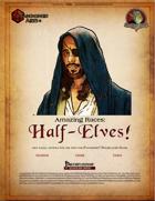 Amazing Races: Half-Elves!