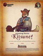Amazing Races: Kitsune!