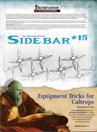 Sidebar #15 - Equipment Tricks for Caltrops