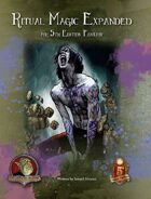 Ritual Magic Expanded for 5th Edition Fantasy