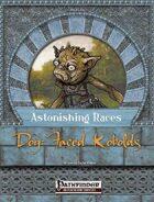 Astonishing Races: Dog-Faced Kobold