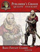 Publisher's Choice - Basic Fantasy Classes (Ranger)