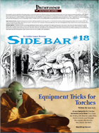 Sidebar #18 - Equipment Tricks for Torches