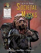 Call to Arms - Societal Masks