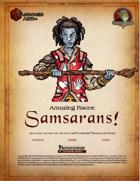 Amazing Races: Samsarans!