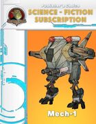 Publisher's Choice -Science Fiction: Mech 1