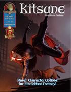 5th Edition Racial Options - Kitsune!