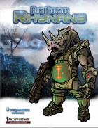 Alien Evolution: Rhynans