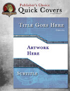 Publisher's Choice: Quick Covers #14