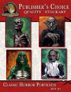 Publisher's Choice - Classic Horror Portraits #2