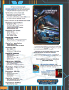 Free Starmaster's Campaign Journal Major NPC Form