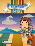 8-Bit Adventures: Perseus Jr. Gear