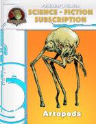 Publisher's Choice -Science Fiction: Artopods