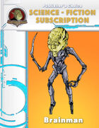 Publisher's Choice -Science Fiction: Brainman