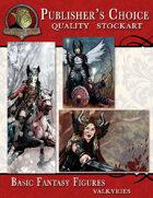 Publisher's Choice - Basic Fantasy Figures (Valkyrie)