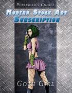 Publisher's Choice - Modern: Goth Girl