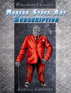 Publisher's Choice - Modern: Gorilla Gangster