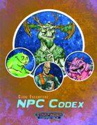 Close Encounters: NPC Codex