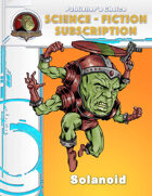 Publisher's Choice -Science Fiction: Solanoid