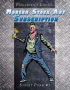 Publisher's Choice - Modern: Street Punk
