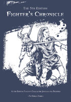 The 5th Edition Fighter's Chronicle