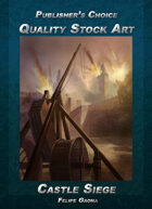 Publisher's Choice - Castle Siege (Felipe Gaona)