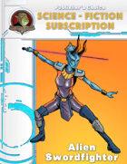 Publisher's Choice -Science Fiction: Alien Swordfighter