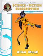 Publisher's Choice -Science Fiction: Alien Monk