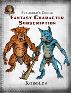 Publisher's Choice - Fantasy Characters: Kobolds