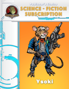 Publisher's Choice -Science Fiction: Ysoki