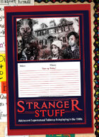 Stranger Stuff: Gaming Club Poster (Horror)