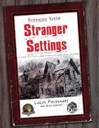 Stranger Stuff: Stranger Settings (TinyD6)