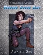 Publisher's Choice - Modern: Assassin Girl