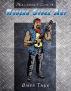 Publisher's Choice - Modern: Biker Thug