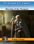 Publisher's Choice - Felipe Gaona (Blessing of the Weapons)