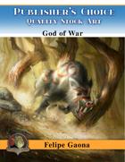 Publisher's Choice - Felipe Gaona (God of War)