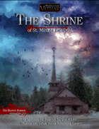 Shadows over Vathak: The Shrine (5th Edition)