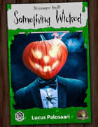 Stranger Stuff: Something Wicked (TinyD6)