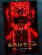 Vathak Times Zine #1 (5th Edition)